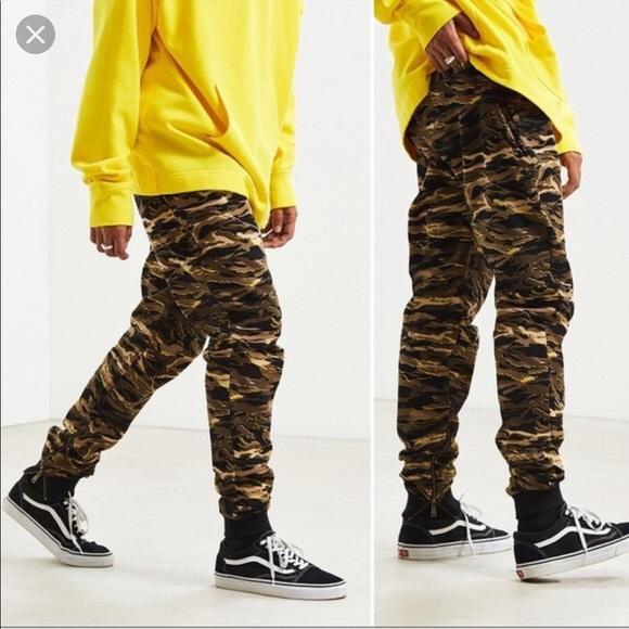 NWOT Puma X XO The Weeknd Camo Pants